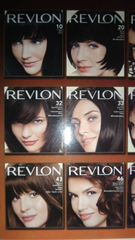 Paket Perawatan Cat Rambut 11 Bsy Brown Jual Revlon Colorsilk Cat Rambut Revlon Salonku