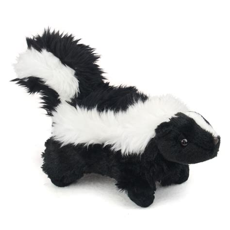 Skun Mini stuffed skunk mini cuddlekin by republic at stuffed