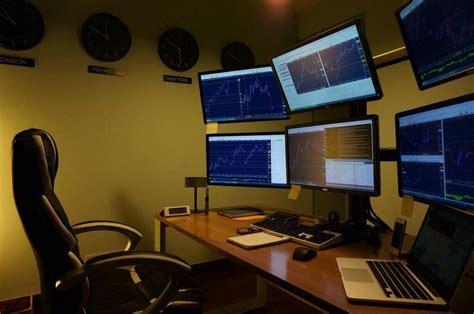 Trader Desks by Trading Desk Setup Learn To Trade Stocks Options