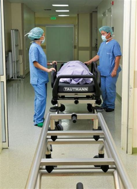 section 8 emergency transfer nhs supply chain transfer trolley patient stretchers