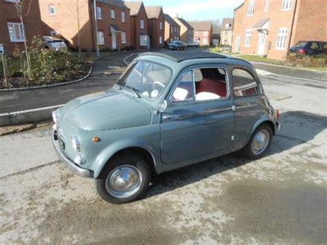 fiat 500d for sale for sale fiat 500d 1965 classic cars hq