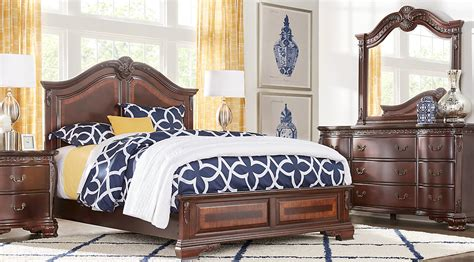 versailles pewter brown 6 piece cal king bedroom set king bed room sets asher driftwood 5 pc king bedroom clearance brown 6piece king bedroom set