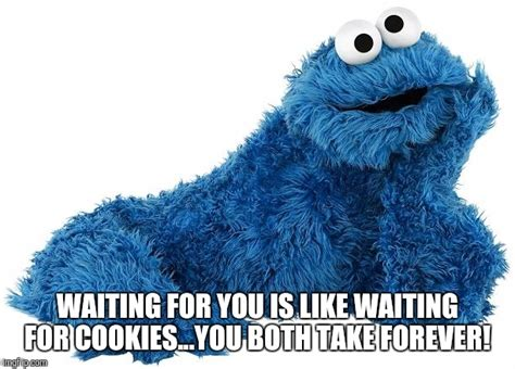 cookie monster imgflip