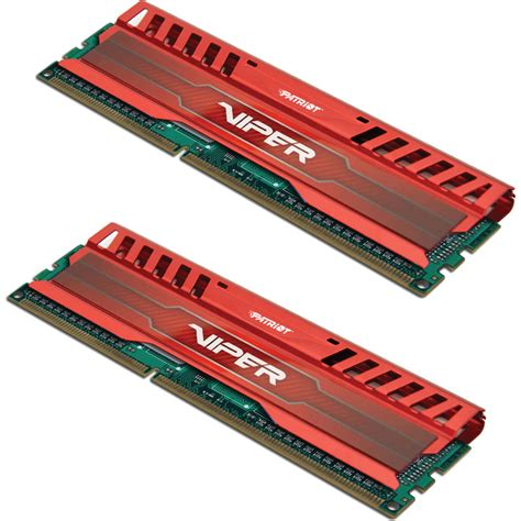 Ram 4gb Venom patriot viper 3 8gb 2 x 4gb ddr3 cl9 1600 mhz pv38g160c9krd