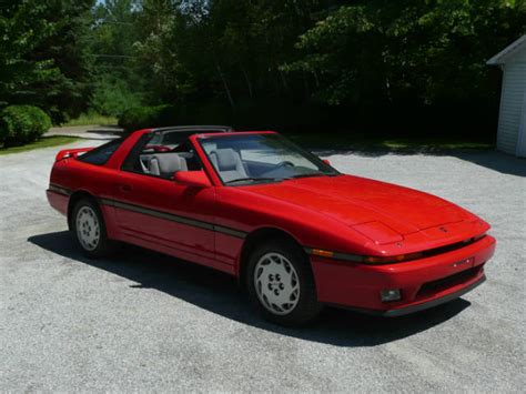 1988 Toyota Supra Used Toyota Supra For Sale Pre Owned Toyota Supra For