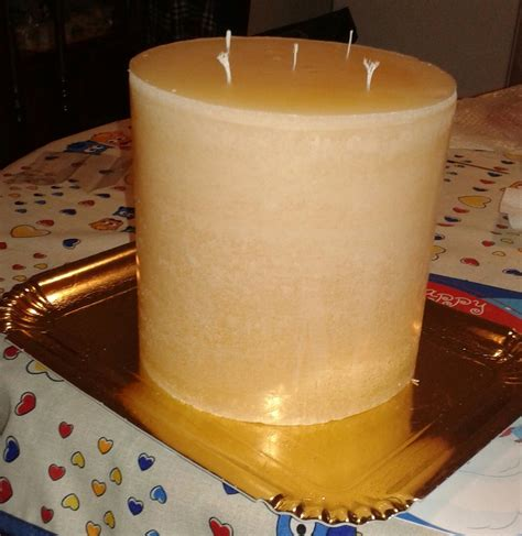 candele giganti ceri giganti multifiamma per la casa e per te