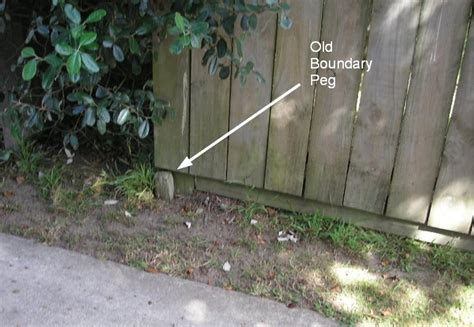 how to boundary a boundary pegs boundary consultants