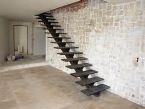 escalier et mezzanine sur mesure aix en provence hv creation