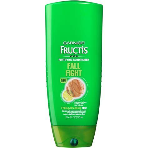 free sle garnier fructis fall fight shoo and garnier fructis fall fight fortifying conditioner 25 4 fl oz