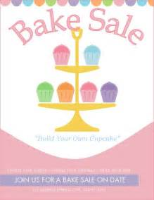 Bake Sale Flyer Free Template by Free Bake Sale Flyer Template Http Bakesaleflyers