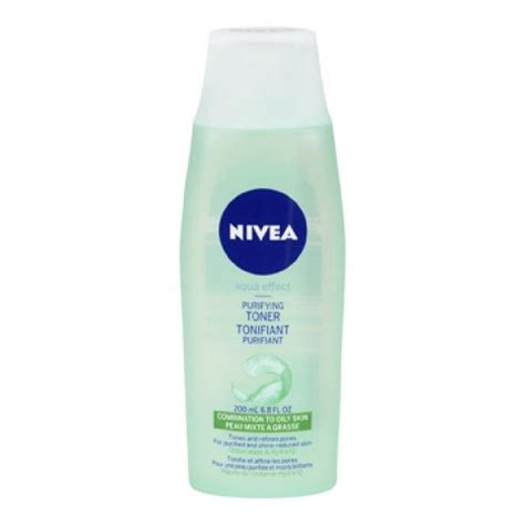 Toner Nivea nivea nivea aqua effect purifying toner combination to