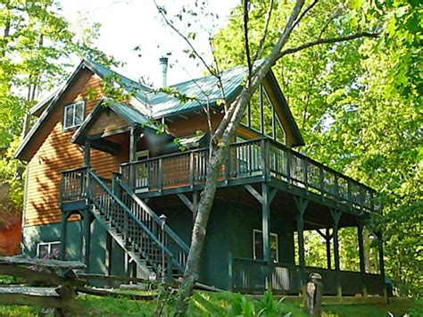 Yellow Top Cabins by Yellow Realty Bryson City Cabin Rental