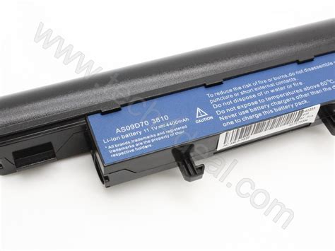 Baterai Original Acer 3810t 4810t acer aspire 3810t 4810t 5810t 11 1v 4400mah 6 cell replacement laptop battery battery for