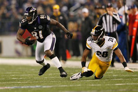 Week 8 Wide Receiver Sleepers by Cortez Allen In Pittsburgh Steelers V Baltimore Ravens