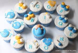 baby shower cupcakes with a tropical touch sweet lyf by