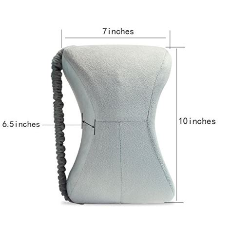 Side Sleeper Hip by Aocome Knee Pillow For Side Sleepers Ergonomically
