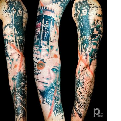 girl tattoo sleeves the gallery for gt forest leg
