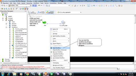 how to create a workflow in informatica workflow designer in informatica 28 images infallible