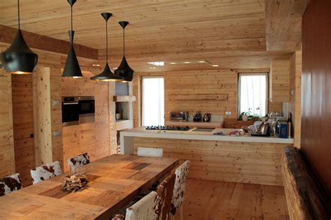 cucine stile montagna stile di montagna arredamento su misura