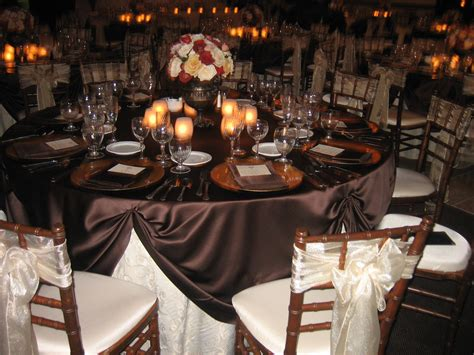 beautiful table settings green and brown tablescapes by virtuous events designed and dressed this