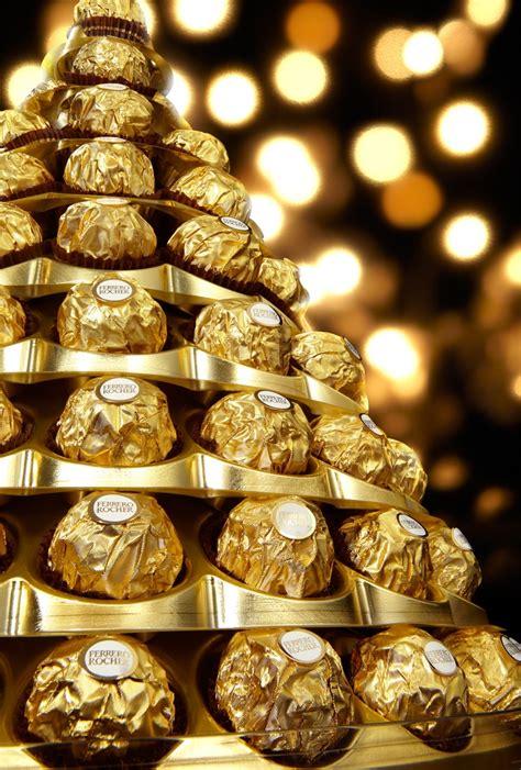 choco gold ferrero rocher me i chocolate