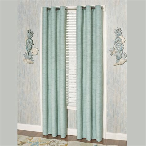 coastal curtains best beach themed window curtains photograph of curtain