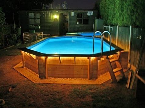 lighting around pool deck all you need to know about above ground pool with pictures