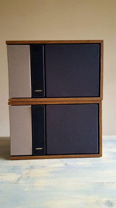 bose 301 series ii bookshelf speakers catawiki
