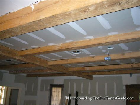 Exposed Beam Ceiling Exposed Beam Ceiling Craftsmanship Cottage Style