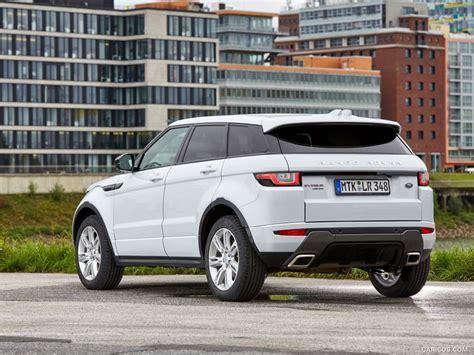 2016 range rover evoque caricoscom 2016 range rover evoque hse td4 in yulong white rear