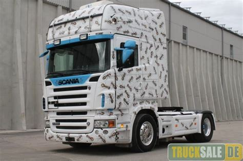 tractor unit scania r560 for sale
