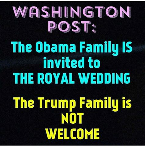 Is Obama Invited To The Royal Wedding