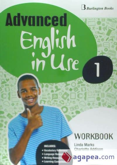 libro advanced english in use advanced english in use 1 186 eso workbook burlington agapea libros urgentes