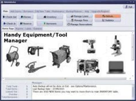 Tool Crib Software Free by Tool Crib Tool Room Software For Windows