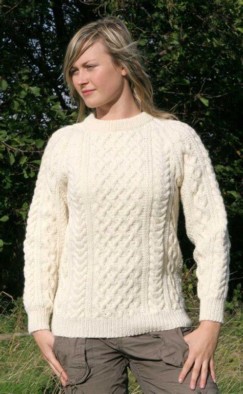 aran knit sweater luxury knitted aran sweater torridon by scotweb
