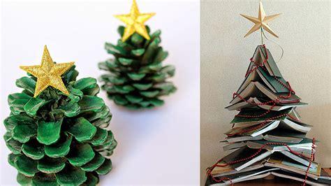 arbol de navidad ecologico diy 193 rboles de navidad originales y ecol 243 gicos