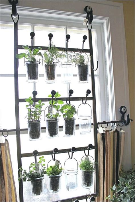 fabulous diy indoor window gardens   inspire