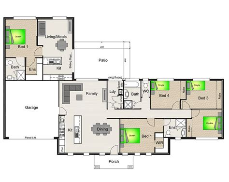 house plans with granny flats attached 17 best images about house plan ideas on pinterest one