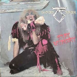 Cd Twisted Stay Hungry twisted stay hungry vinyl lp album at discogs