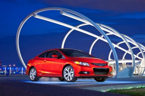 2012 honda civic debuts