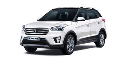 hyundai creta range updated  diesel dual