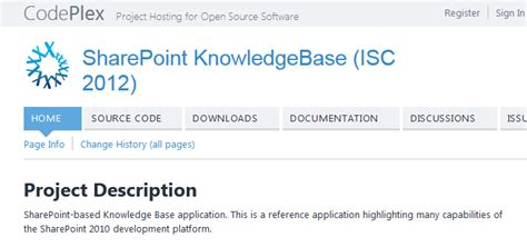 sharepoint knowledge base template 2013 development creating a knowledge base with sp10 possible