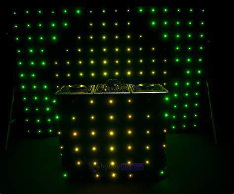 chauvet motion drape chauvet motion drape led mobile backdrop
