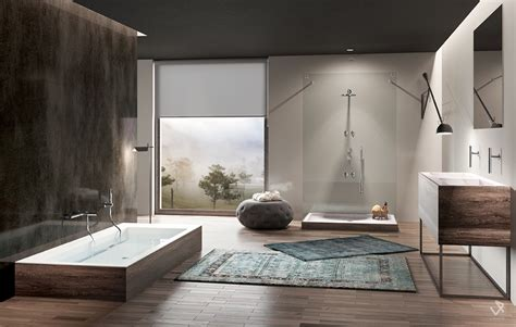 beautifully unique bathroom designs