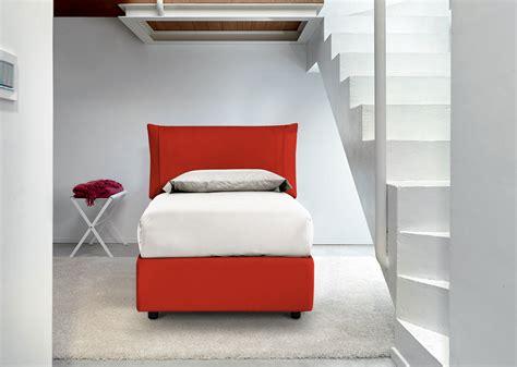 letti singoli contenitori letto singolo contenitore idee di design per la casa