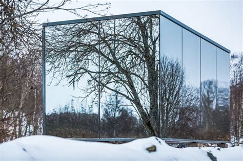 tiny house hotel these gorgeous glass homes can pop up in 8 hours for under