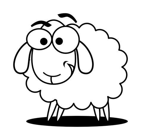 clipart de ovejas para colorear imagui dibujos de oveja para colorear imagui