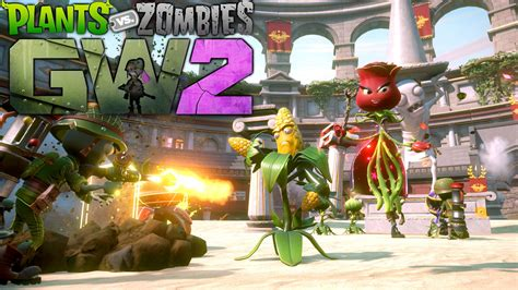 Is Plants Vs Zombies Garden Warfare by Plants Vs Zombies Garden Warfare 2 Se Acerca A Xbox One