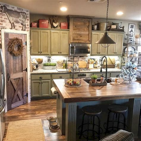 rustic farmhouse kitchen ideas 34 great farmhouse kitchen decor ideas interiorsherpa