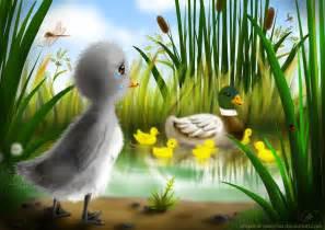 the ugly duckling debeysklenar